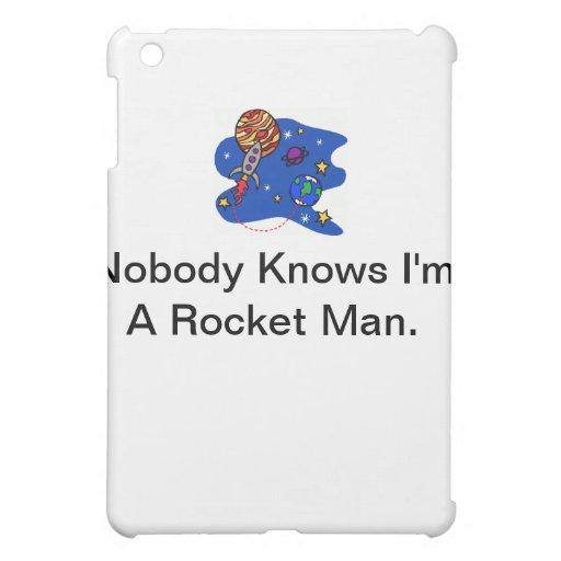 Una nave del cohete en espacio exterior