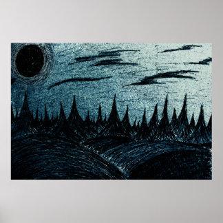 Una noche de Van Gogh Posters
