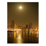 Una noche en Dubai Tarjetas Postales