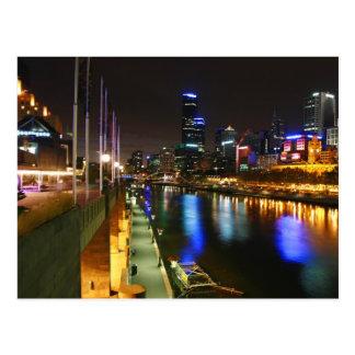 Una noche en Melbourne Postal