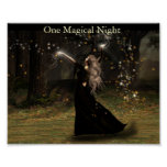 Una noche mágica impresiones