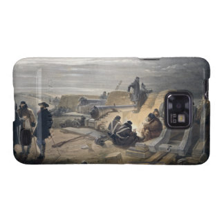 Una noche reservada en las baterías, placa 'del SE Samsung Galaxy S2 Carcasa