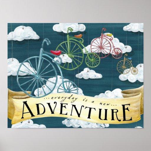 Una nueva aventura póster