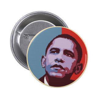 Una nueva mayoría - botón político de Obama Pin Redondo De 2 Pulgadas