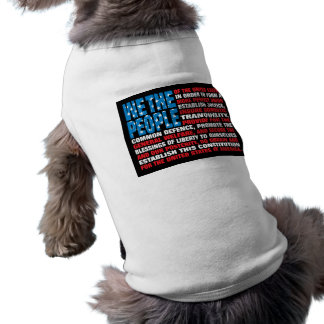 Una nueva torsión en vieja gloria camisa de mascota