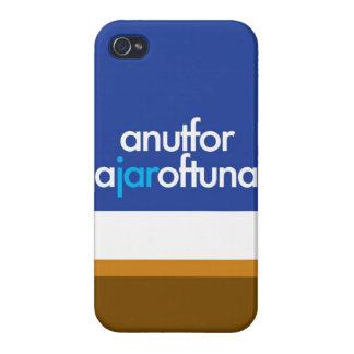 """""""Una nuez para un tarro del atún """" iPhone 4/4S Fundas"""