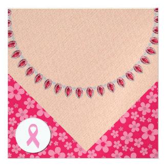 Una ocasión rosada bonita de la cinta - SRF Anuncios Personalizados