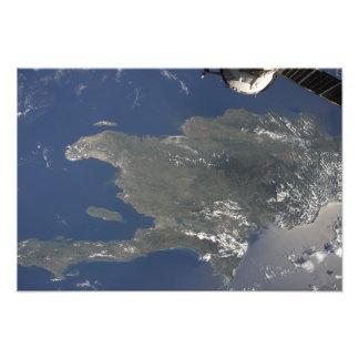 Una opinión la isla caribeña de La Española Fotografías