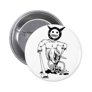 una original de la STC shirtsssssssss2monster Pin Redondo 5 Cm