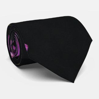 Una orquídea hermosa corbatas