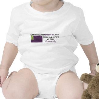 Una parte de su comunidad traje de bebé