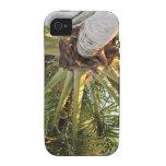 Una partida tropical iPhone 4/4S carcasa