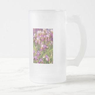 Una pasión para la púrpura taza