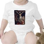 Una pequeña crucifixión: Cristo en la cruz, mag de Traje De Bebé