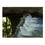 Una pequeña postal del paso de la cascada