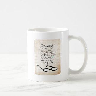una persona elegante… taza clásica
