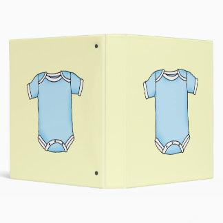 """una pieza del bebé azul carpeta 1"""""""