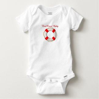 Una pieza linda del conservante de vida del bebé body para bebé
