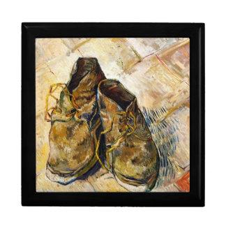 Una pintura de la bella arte de Vincent van Gogh d Caja De Regalo