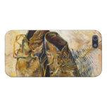 Una pintura de la bella arte de Vincent van Gogh d iPhone 5 Carcasa