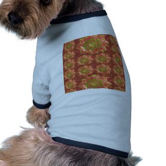 una PLANTILLA coloreó fácil AÑADIR el regalo del Camisas De Perritos