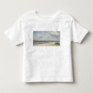 Una playa en el mar Báltico en Laboe, 1842 T Shirts