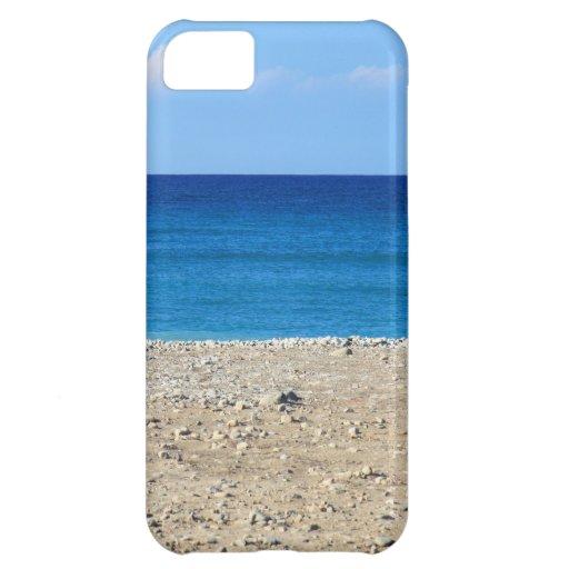 Una playa perfecta funda para iPhone 5C