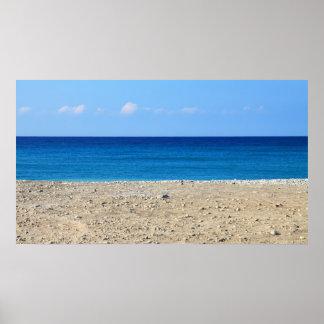 Una playa perfecta impresiones