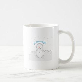 Una poca magia tazas de café
