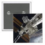 Una porción de la estación espacial internacional  pins