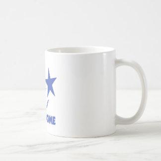 Una porción entera de impresionante taza de café