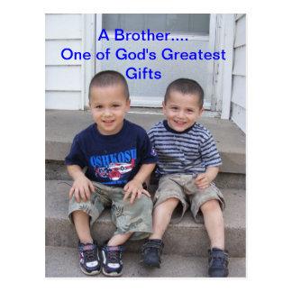 Una postal de Brother