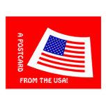 ¡Una postal de los E.E.U.U.!