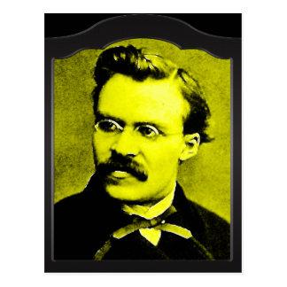 Una postal de Nietzsche para un amigo