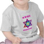 Una princesa judía camiseta