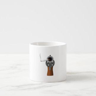 Una prueba clara tazitas espresso