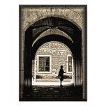Una puerta a esperar arte fotografico