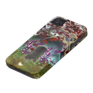 Una puerta de hadas iPhone 4 Case-Mate carcasas