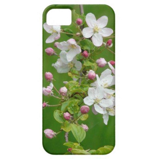 Una rama del flor de Apple iPhone 5 Carcasa