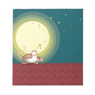 Una rata en el tejado blocs