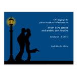 Una reserva romántica de la tarde la postal de la