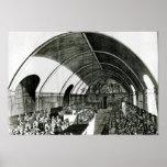 Una reunión del club de Jacobin, 1791 Impresiones