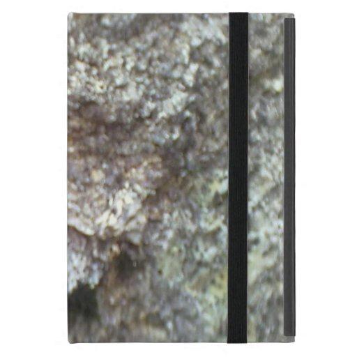 Una roca iPad mini funda