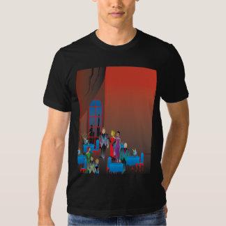 Una ropa del asunto de gala camisas