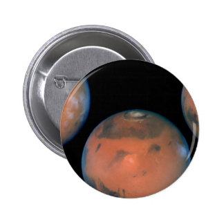 Una rotación completa de Marte