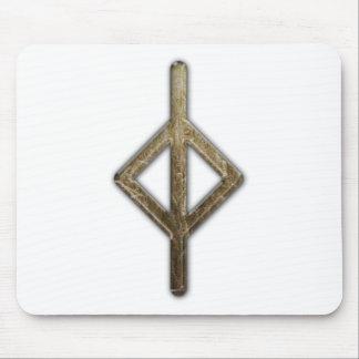 Una runa más vieja Jera de Futhark Alfombrilla De Raton
