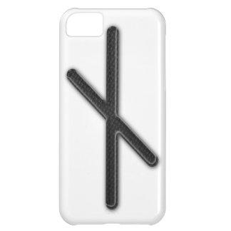 Una runa más vieja Nyd de Futhark Funda Para iPhone 5C