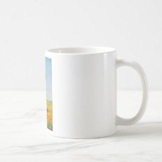 Una ruta de la esperanza taza de café