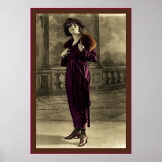 Una señora astuta poster