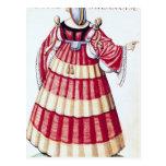 Una señora milanesa postales
